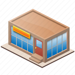drugstore, office, shop, store, webshop, work icon