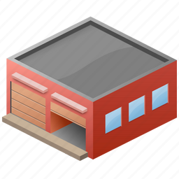 ecommerce, goods, house, palet, products, shipment, shipping, shop, shopping, store, ware, warehouse, webshop icon