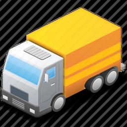 taxi, traffic, transport, transportation, travel, van, yellow icon