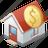 picket, house, immovable, realty, home, property, building, bank, treasure, treasury, banking, banks, goldsmith