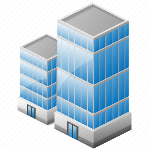 building, buildings, city, home, house, office icon