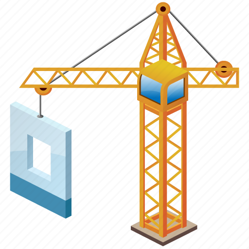 build, builder, building, comapny, company, construct, construction, constructions, crane, develop, development, house, industrial, industry, transport icon