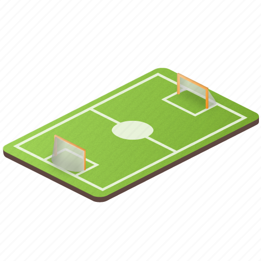 ball, field, football, game, soccer, sport, stadium, training icon
