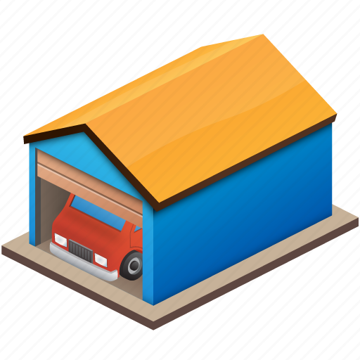 barrack, barracks, bin, crime, delete, garage, garbage, recycle, recycle bin, storage, trash, warehouse icon