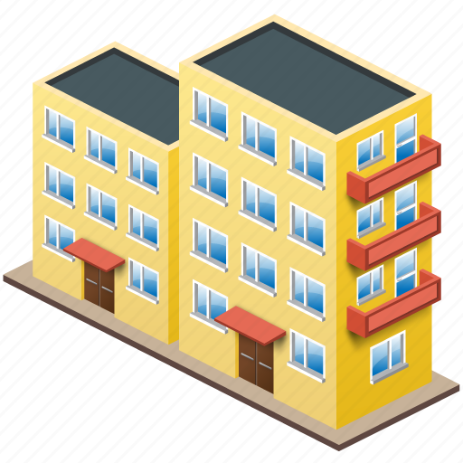 Multistorey buildings building house city - Be a Great Landlord with These Tips