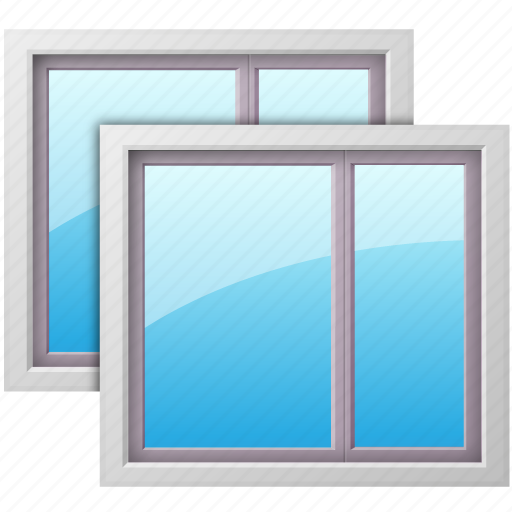 clean, glass, glasses, interface, microsoft, player, transparent, window, windows icon