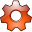 control, gear, installation, preferences, settings, system, tuning icon