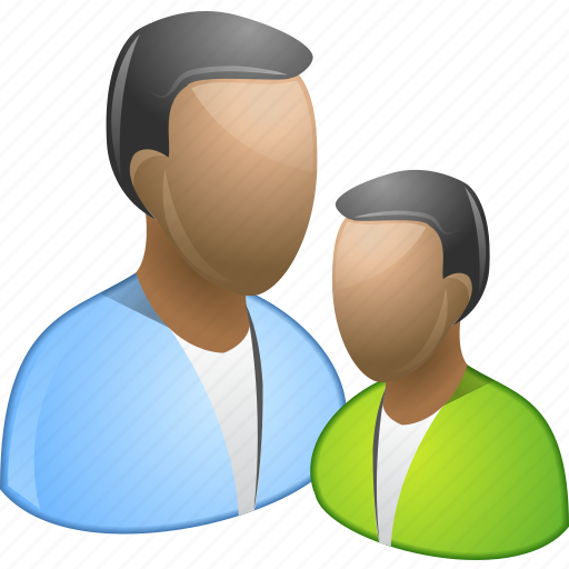 company, conference, customers, people, social network, staff, users icon