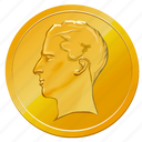 bitcoin, cash, coin, dollar, gold, gold coin, money, pound icon