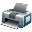 3d printer, print, printer, simple icon