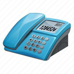 apparatus, call, cell, desk phone, fashion, mobile, old style, phone, retor, retro, telephone icon