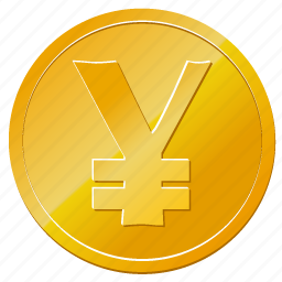 coin, currency, japan, japanese, money, price, yen icon