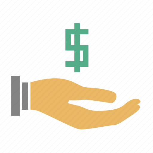 bank, cash, currency, dollars, dough, money, service icon