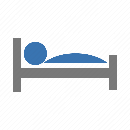 bed, hotel, lodging, motel, sleep icon