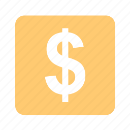 button, cash, currency, dollars, dough, finance, key, knob, money, snap, tack icon