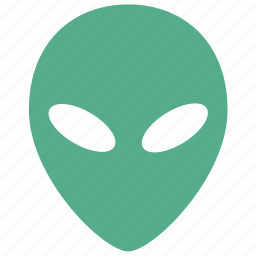 alien, cloak, comer, cover, disguise, extraterrestrial, guise, head, humanoid, incomer, mask, matryoshka, new-come, newcomer, visor icon