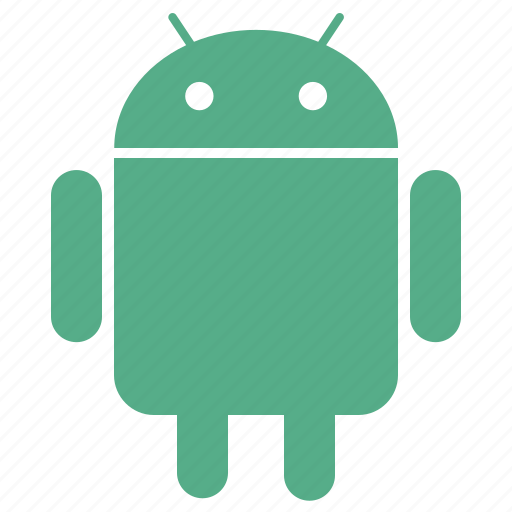 android, base, communicators, cyborg, droid, ebooks, java, kernel, linux, operating, pc, r, robot, system, tablet icon