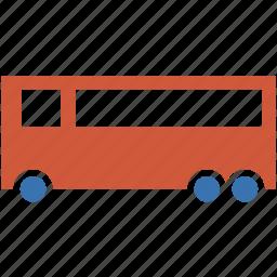 auto, autobus, automobile, bus, car, carriage, charabanc, coach, commercial vehicle, motor, motor vehicle, omnibus, passenger, portage, shipping, traffic, transit, transport, transportation, vehicle icon