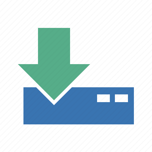 arm, arrow, boom, continue, cursor, dart, document case, down, download, downstairs, downward, downwards, frog, hand, jacket, keep, maintain, pointer, portfolio, preserve, retain, rise, save, shaft, switch, under, underneath icon