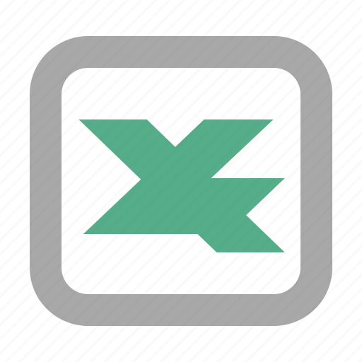 excel, grid, ms, processor, sheet, table, xls, xlsx icon