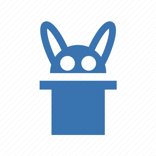 bunny, circ, coney, cony, dupe, enchantment, gatecrasher, hare, hat, lapin, lid, magic, medicine, muff, napper, pigeon, puss, rabbit, theurgy, wand, wizard icon