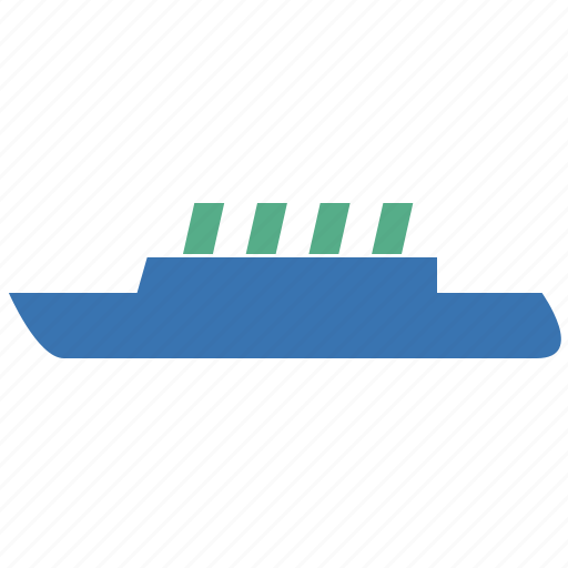 barge, battleship, boat, delivery, hoy, navigation, ocean, puffer, scow, sea, ship, shipment, steamboat, steamer, steamship, transportation, travel icon