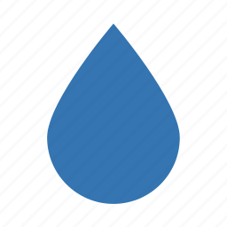 aqua, bead, blob, dip, dribble, drop, fluid, globule, health, liquid, liquor, ounce, rain, smooth, water icon
