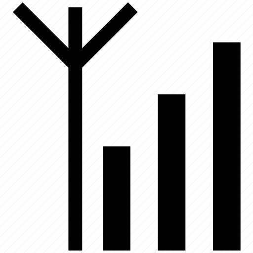 air, antenna, communication, fi, mobile, radio, signal, wi icon