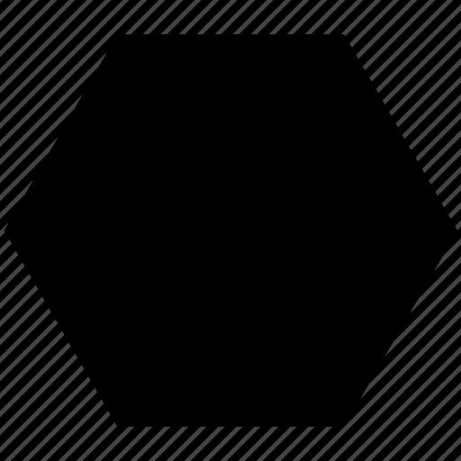 comb, draw, figure, filled, hexagon, hexagonal, honeycomb, polygon, polygonal, sexangle, six, stock icon