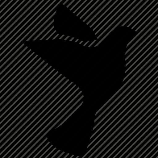 church bird, dove, freedom, idea, message, religious, social news icon
