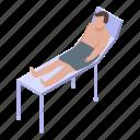 cartoon, depilatory, hair, isometric, removal, spa, woman