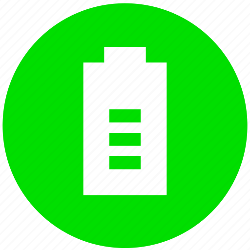 battery, launcher, status icon