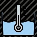 laundry, measure, washing, temparature