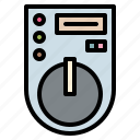 laundry, program, time, washing icon