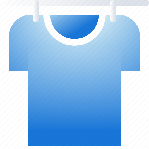 cloth, clothes, clothing, dry, laundry icon