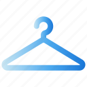 cleaning, hangers, laundry, wash, washing icon