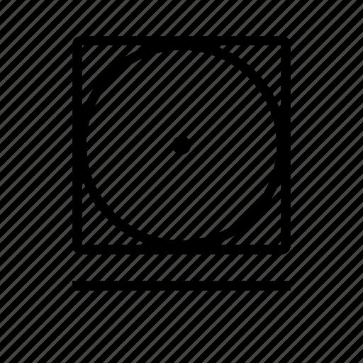 dry, laundry, low, press icon