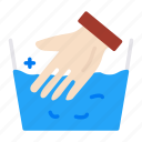 cleaning, hand cleaning, hand washing, soap mixing, washing