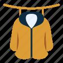 cloth, jacket, jersey, outwear, overcoat, wear