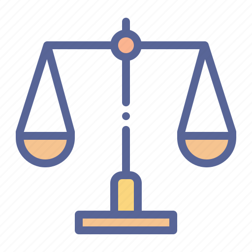 Balance, court, justice, law icon - Download on Iconfinder