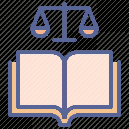 constitution, corpus, court, law icon