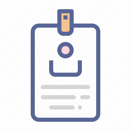 Access, card, id, security icon - Download on Iconfinder