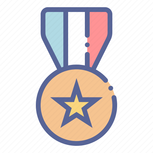 Honor, law, medal, police icon - Download on Iconfinder