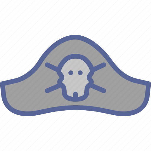 Cap, hat, pirate, sea icon - Download on Iconfinder