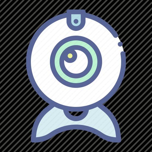 camera, security, surveillance, webcam icon