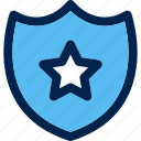 law, security, badge, shield, police, secure