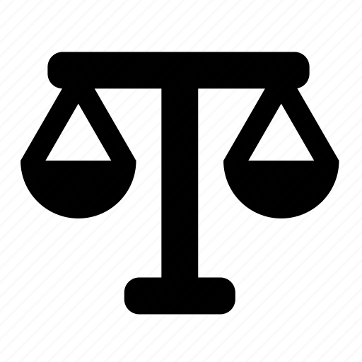 Court, crime, justice, law, weigher icon - Download on Iconfinder