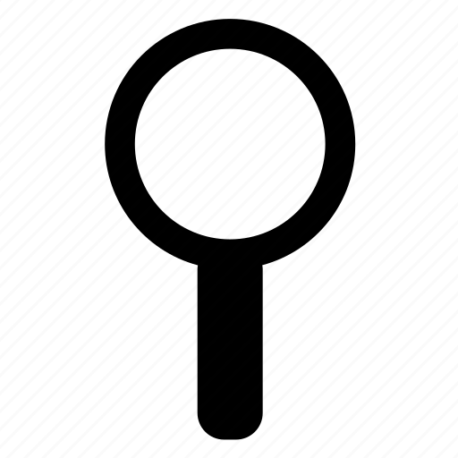detective, find, investigation, magnifying glass, search icon