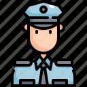 avatar, crime, criminal, justice, law, police, policeman icon