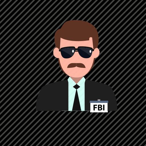 cid, fbi, law, pollice icon
